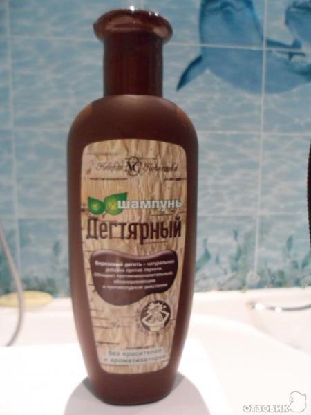 Дегтярное мыло выпускается также и в жидком виде