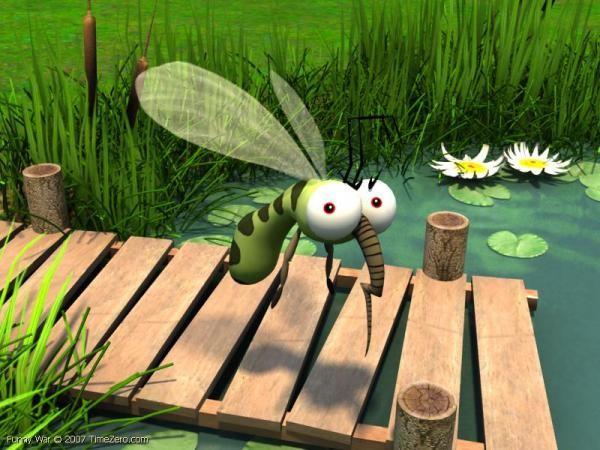 Как лучше защититься от надоедливых насекомых