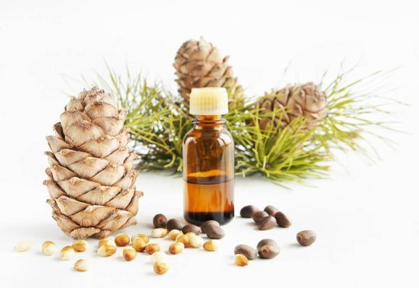 Эффективный метод - использование кедрового арома масла