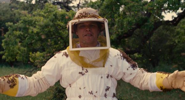 Защитная одежда от жалящих насекомых