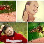 Как снять отек после укуса комара?