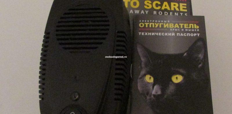 Выбор ультразвуковых отпугивателей мышей