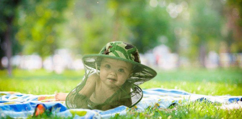 средства от комаров для детей