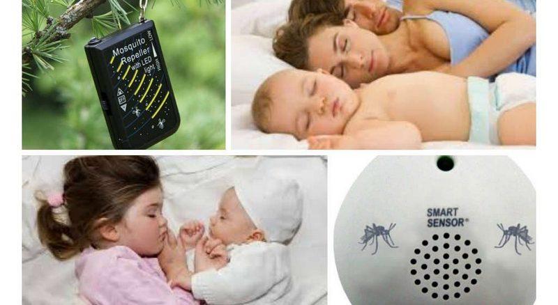 устройство защиты от комаров