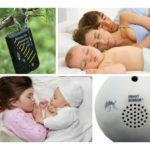 Защита от комаров: устройство на пояс