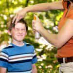 Эффективная защита от комаров на открытом воздухе